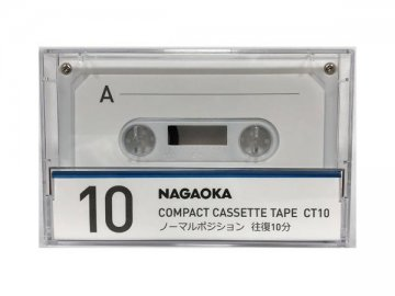 日本Magaoka公司开卖CT系列磁带 最长可录90分钟