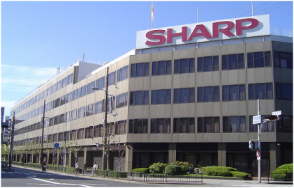日本夏普将退出智能手机OLED面板业务