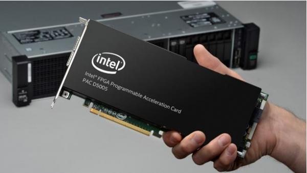 英特尔发布增强型可编程服务器加速卡 PAC D5005