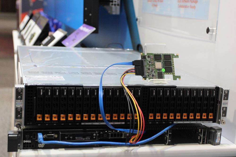慧荣科技于2019 Flash Memory Summit展示全系列主控芯片存储解决方案