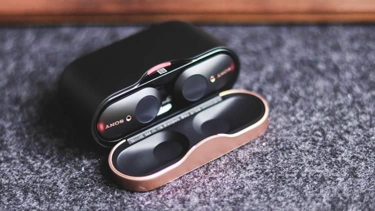 索尼WF-1000XM3无线降噪耳机上市,内置联发科定制方案!