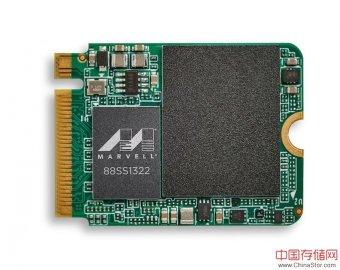 Marvell推出业界功耗最低的PCIe Gen4 NVMe SSD控制器