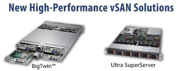 超微Supermicro扩展HCI产品组合,引入vSAN解决方案