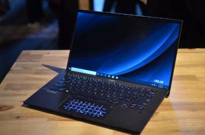 世界上最轻的14英寸笔记本电脑发布,这次华硕完胜宏�