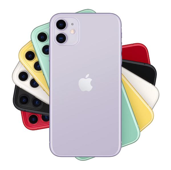 绿色iPhone 11抢断货,不是说绿色难看吗?