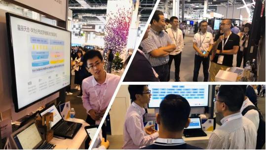 XSKY携手华为在2019华为全联接大会发布TaiShan分布式存储解决方案