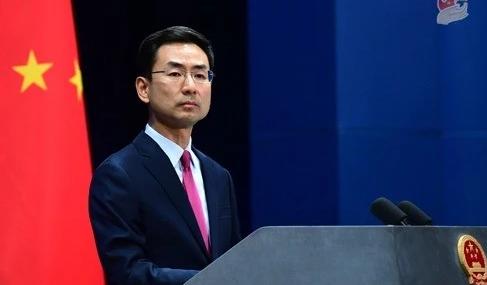 """美国宣布制裁中国6家企业5名个人,中方:坚决反对美""""长臂管辖"""""""