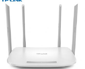 TP-LINK智能无线路由器 TL-WDR5620 1200M 5G双频 四天线智能wifi_无线网络