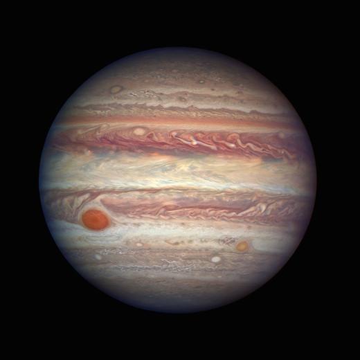 """新发现20颗卫星,土星超越木星加冕太阳系""""卫星之王"""""""
