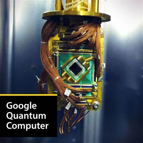谷歌量子霸权:量子计算vs区块链,终结比特币神话?