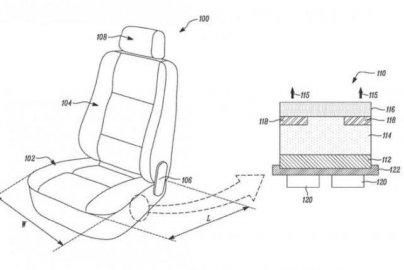 外媒曝光特斯拉通过液体加热/冷却座椅的专利图示