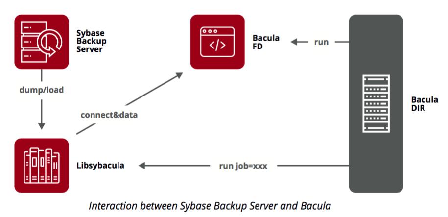 Bacula增加Sybase备份模块,显著简化Sybase备份和还原操作