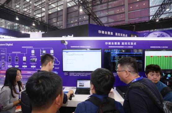 助力智能安防,西部数据全系列安防产品亮相安博会