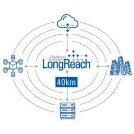 Mellanox LongReach设备将InfiniBand连接性扩展至40公里