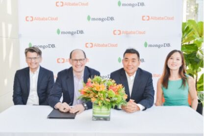 阿里云与MongoDB达成战略合作 最新版MongoDB 4.2将于11月上线