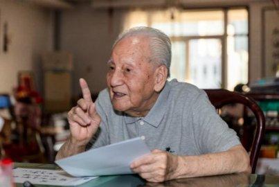 国家最高科技奖获得者黄旭华:为核潜艇隐姓埋名30年的中国核潜艇之父