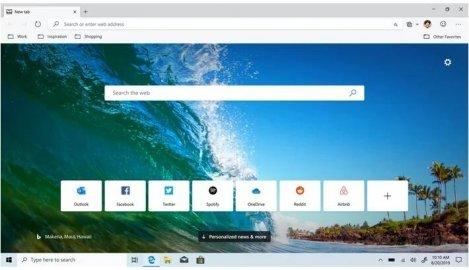 微软确认至少将在Windows7上支持Chromium Edge 18个月