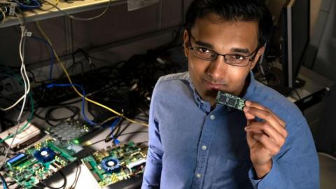 英特尔的Loihi神经形态芯片可以从气味中识别出危险的化学物质