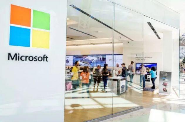 微软宣布永久关闭所有实体零售店 专注于在线销售
