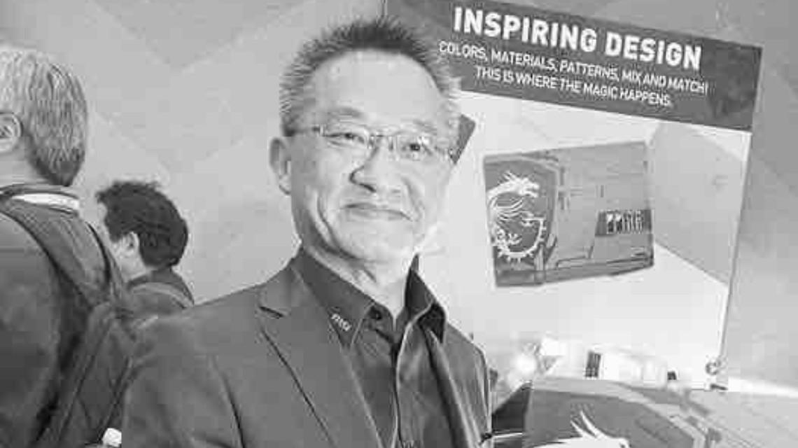 微星科技总经理兼CEO江胜昌坠楼身亡