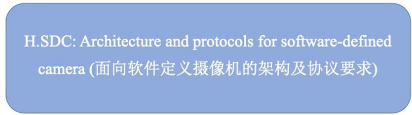 官宣!华为主导首个软件定义摄像机国际标准诞生