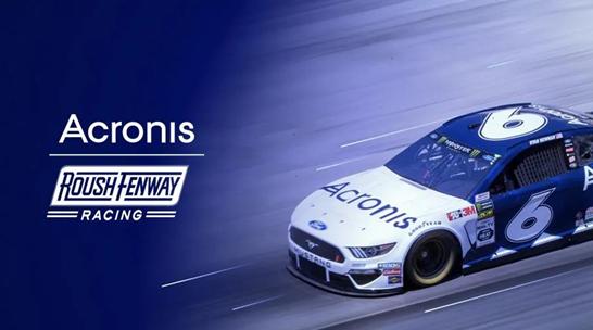劳什.芬威车队(Roush Fenway Racing)使用Acronis方案增强了网络保护能力。