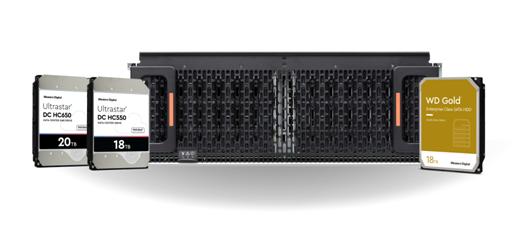 西部数据助力UCloud推出新一代归档存储产品,轻松应对冷数据存储挑战