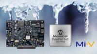 Microchip提供了业界首个基于RISC-V指令集架构的SoC FPGA开发套件