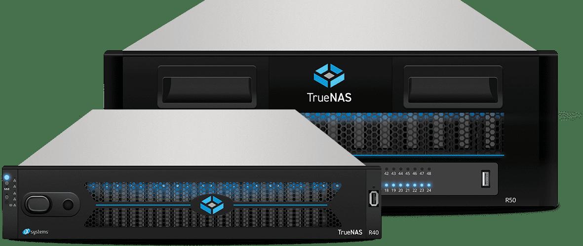 iXsystems通过R系列系统和横向扩展HCI软件扩展了TrueNAS产品线