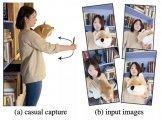 这个AI能帮女朋友自拍:照片生成3D视频