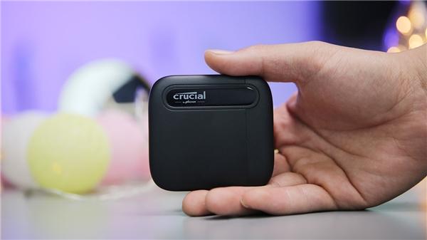 Crucial英睿达X6移动固态硬盘体验:小巧身材超大容量
