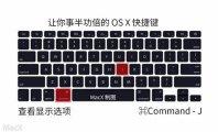 MacOS中复制和粘贴快捷键说明,及常见的各种快捷键整理大全