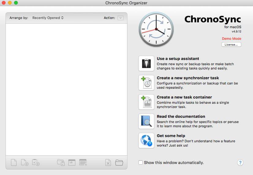 适用于Mac的十款最佳备份软件点评及下载