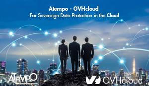 OVHcloud与Atempo合作