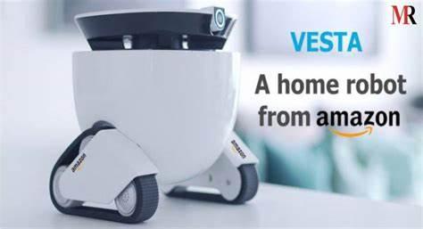 亚马逊800员工使用自己的Vesta机器人