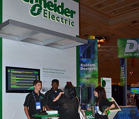 数据中心世界全球大会在拉斯维加斯开幕